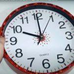 часы украшенные стразами